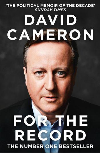 For the Record - David Cameron