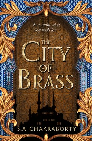 The City of Brass Hardcover  by