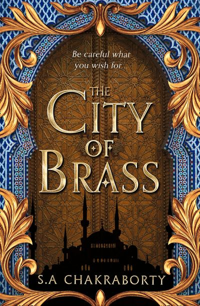 The City of Brass - S. A. Chakraborty