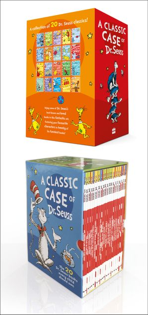 A Classic Case of Dr. Seuss Paperback  by Dr. Seuss