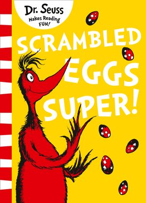 Scrambled Eggs Super! Paperback Yellow Back Book edition by