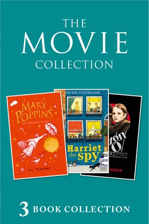 3-book Movie Collection: Mary Poppins; Harriet the Spy; Bugsy Malone (Collins Modern Classics) eBook  by P. L. Travers