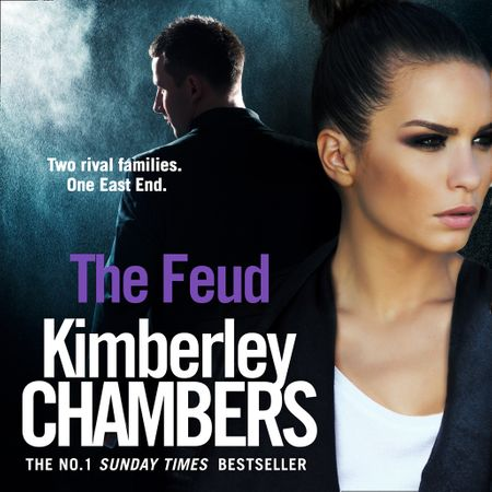 The Feud (The Mitchells and O'Haras Trilogy, Book 1) - Kimberley Chambers, Read by Annie Aldington