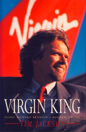 Virgin King (Text Only) eBook  by Tim Jackson