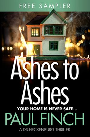 Ashes to Ashes (free sampler) eBook  by Paul Finch