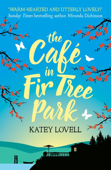 The Café in Fir Tree Park - Katey Lovell