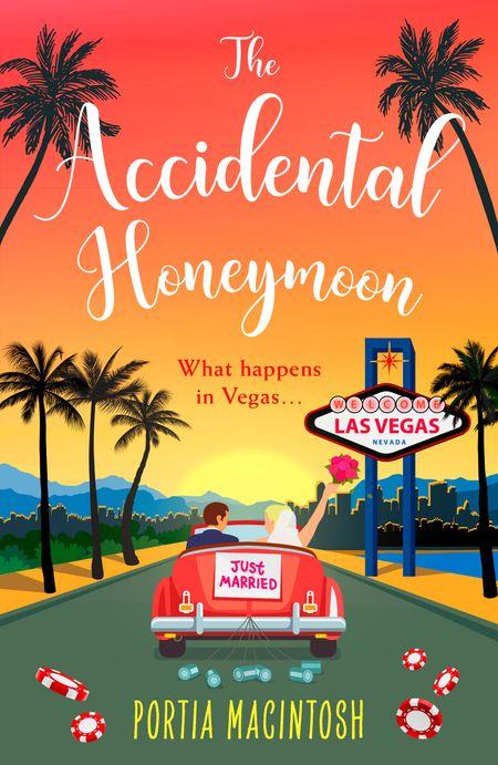 The Accidental Honeymoon - Portia MacIntosh