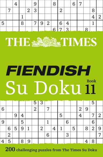 The Times Fiendish Su Doku Book 11