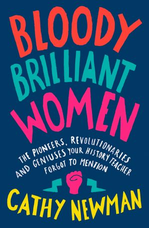Bloody Brilliant Women Hardcover  by
