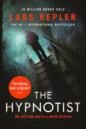 The Hypnotist Paperback  by Lars Kepler