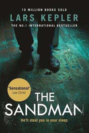The Sandman Paperback  by Lars Kepler
