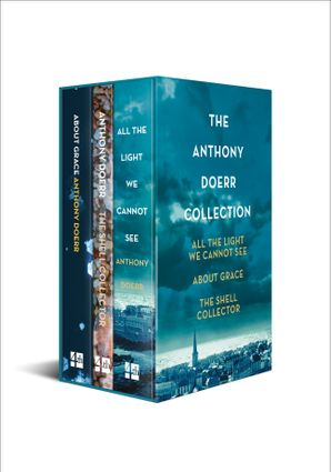 All the Light We Cannot See, About Grace and The Shell Collector Paperback Box set edition by Anthony Doerr