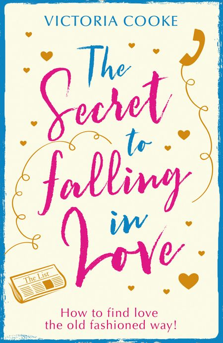 The Secret to Falling in Love - Victoria Cooke
