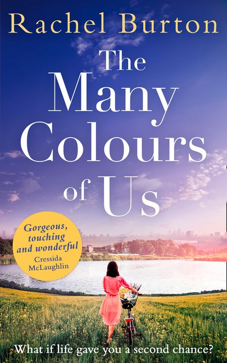 The Many Colours of Us - Rachel Burton