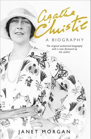 Agatha Christie Paperback Revised edition by Janet Morgan