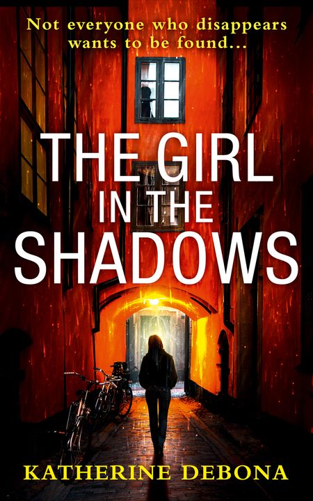 The Girl in the Shadows - Katherine Debona