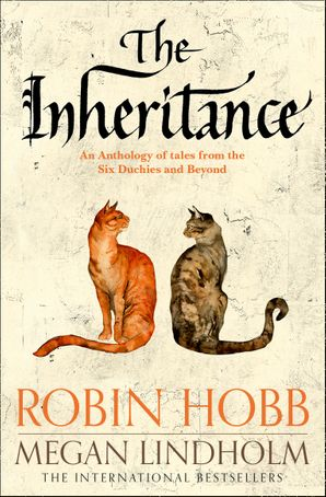 The Inheritance Paperback  by Robin Hobb