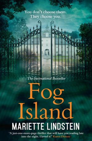 Fog Island: A terrifying thriller set in a modern-day cult (Fog Island Trilogy, Book 1) Paperback  by Mariette Lindstein