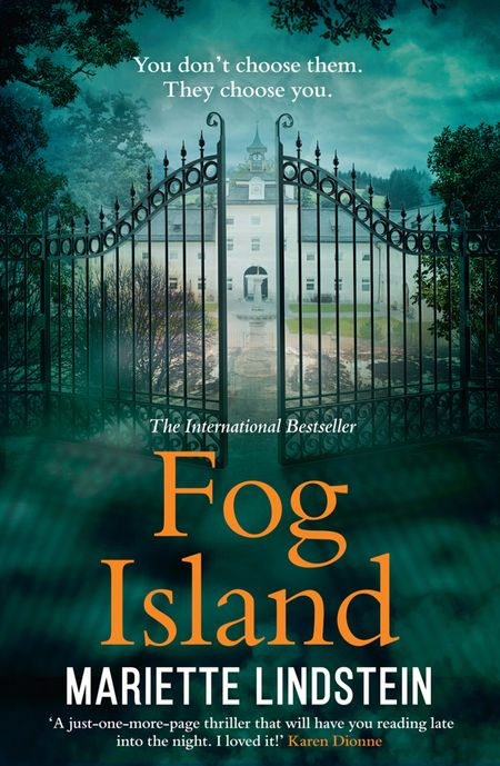 Fog Island: A terrifying thriller set in a modern-day cult (Fog Island Trilogy, Book 1) - Mariette Lindstein