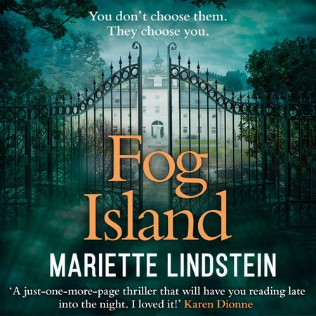 Fog Island: A Terrifying thriller set in a modern-day cult (Fog Island Trilogy, Book 1) - Mariette Lindstein, Read by Stephanie Schmalzle
