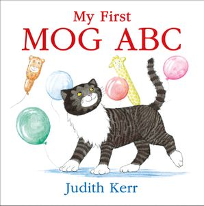 My First MOG ABC Paperback  by Judith Kerr
