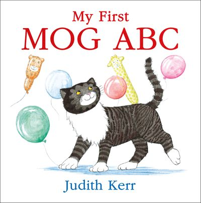 My First MOG ABC - Judith Kerr