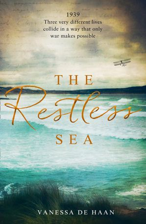 The Restless Sea Hardcover  by