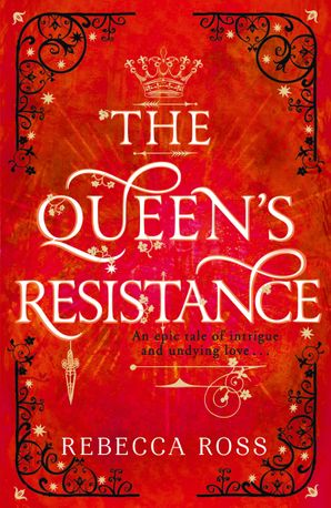 The Queen's Resistance Paperback  by Rebecca Ross