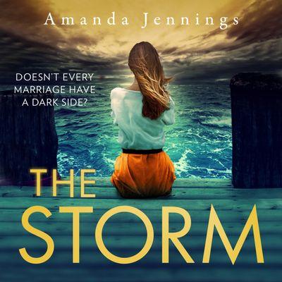 The Storm - Amanda Jennings, Read by Dalya Raphael and Frazer Blaxland