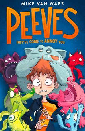 Peeves Paperback  by Mike Van Waes