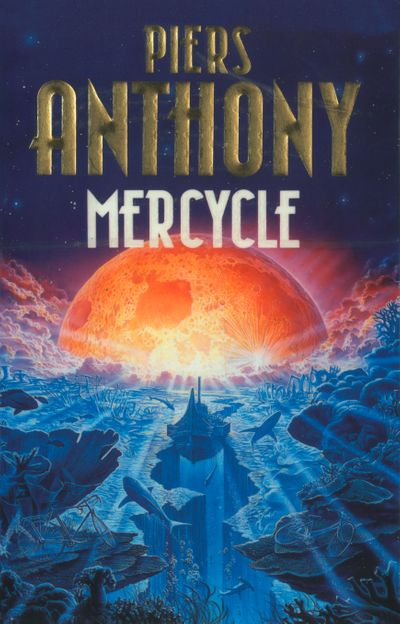 Mer-Cycle - Piers Anthony