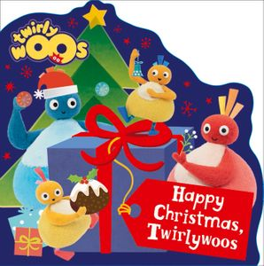 Happy Christmas, Twirlywoos! Board book  by No Author