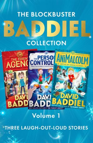 The Blockbuster Baddiel Collection: The Parent Agency; The Person Controller; AniMalcolm eBook  by