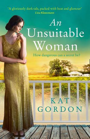 An Unsuitable Woman Paperback  by
