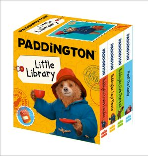 Paddington Little Library Board book  by No Author