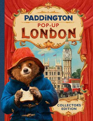 Paddington Pop-Up London: Movie tie-in Hardcover  by