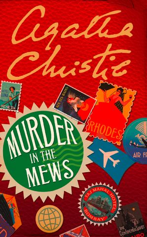 Murder in the Mews Paperback  by Agatha Christie