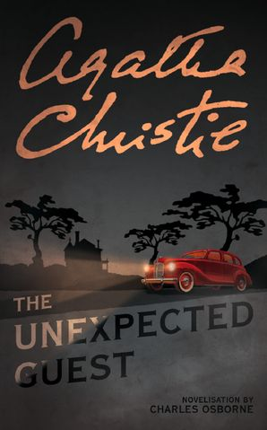 The Unexpected Guest Paperback  by