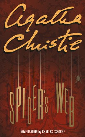 Spider's Web Paperback  by Agatha Christie