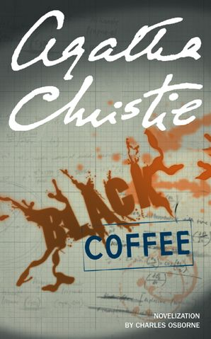 Black Coffee (Poirot) Paperback  by Agatha Christie