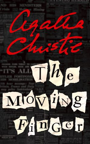 The Moving Finger (Miss Marple) Paperback  by Agatha Christie