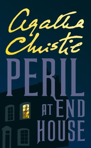 Peril at End House Paperback  by Agatha Christie