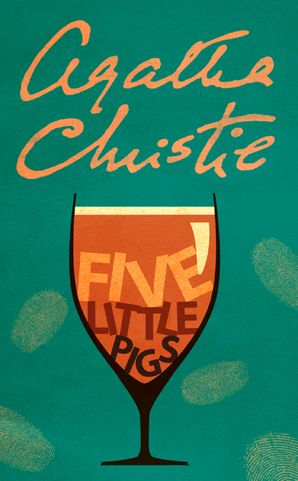 Five Little Pigs Paperback  by
