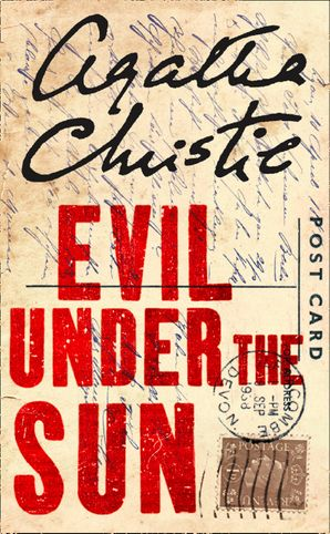 Evil Under the Sun (Poirot) Paperback  by Agatha Christie