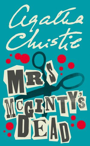 Mrs McGinty's Dead (Poirot) Paperback  by Agatha Christie