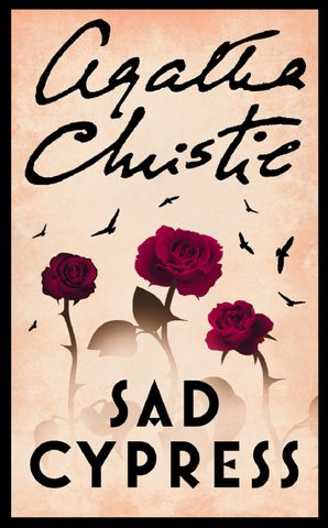 Sad Cypress (Poirot) Paperback  by Agatha Christie