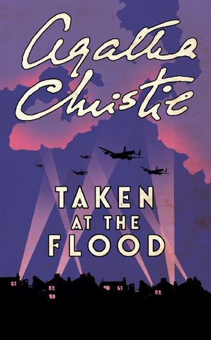 Taken At The Flood (Poirot) Paperback  by Agatha Christie