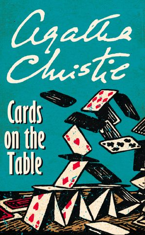 Cards on the Table Paperback  by Agatha Christie