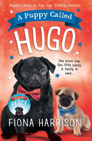 A Puppy Called Hugo Hardcover  by Fiona Harrison