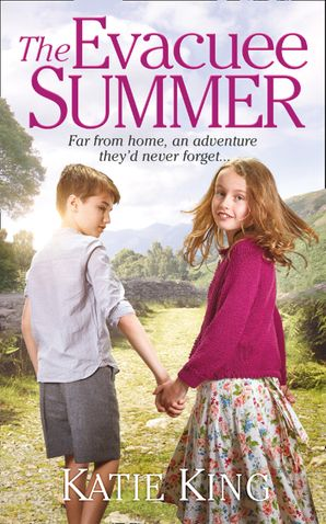 The Evacuee Summer Paperback  by Katie King